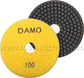 Wet Polishing Pads Grit 100