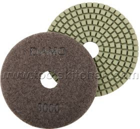 Wet Polishing Pads Grit 3000